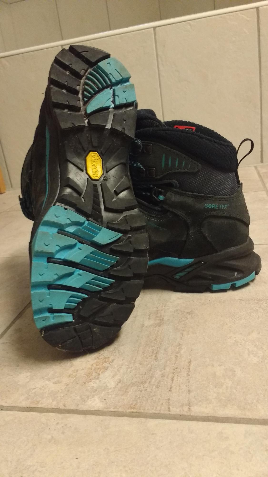 viking gummistøvler korte
